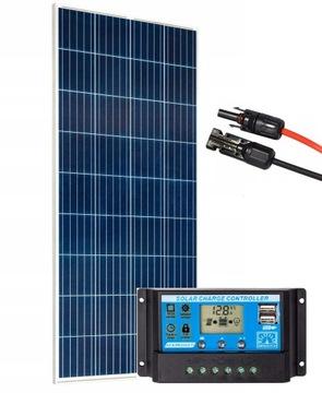 Solárna panel 150W Solar Battery + Controller