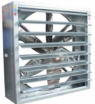 Peak stenový ventilátor 21000m3 / h SKLADOM