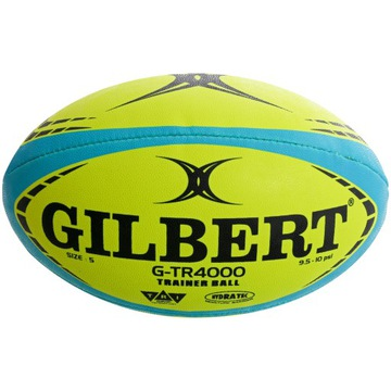 Tréningová guľa G-TR4000 Gilbert Rugby Fluoro 5