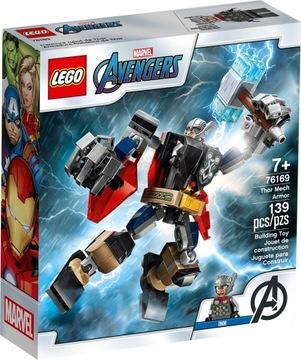 Lego Marvel Avengers Mech Thora 76169