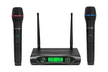 Bezdrôtový mikrofón Shlder SDR902 2 Mikrofóny