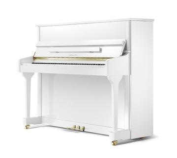 Piano Ritmüller Canon 118 Biely lesk