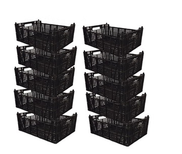 Plastový box kôš Košík Casi 40x30x15