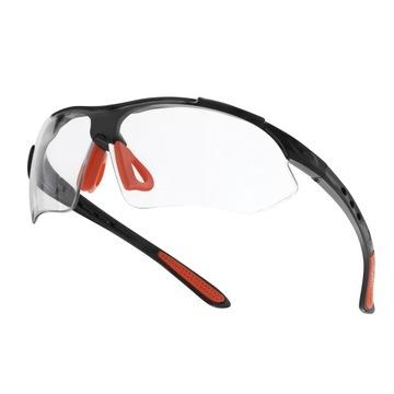 Svetlé a silné ochranné ochranné okuliare na bicykli