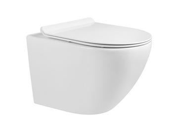Miska WC závesná willant m203 49cm + doska w / o