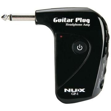 NUX GP-1 GUITAR HEADPHONE ZÁKLADNOSTI