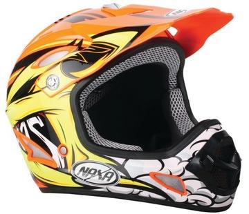 Cyklistická prilba NAXA DH2 / D r.M