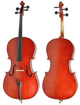 Cello Drevené Hessler 4/4