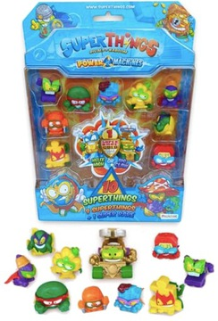 Super Zings Series 7 Veci 10 Figurines 1 Zlato