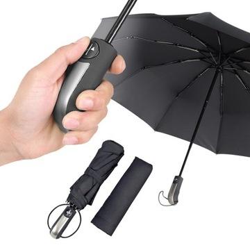 Slušný dáždnik.