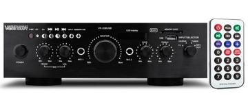 Zosilňovač zosilňovač 5 Bluetooth USB FM kanály
