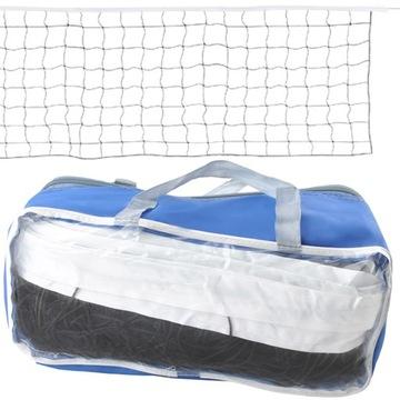 Volejbalová mriežka 9.5x1m Hry Volleyball Ball