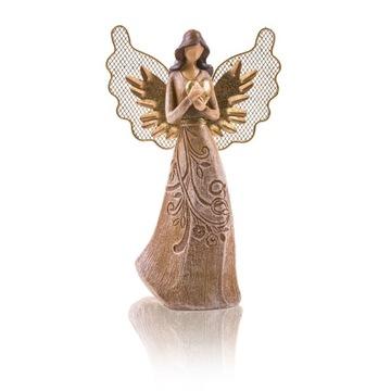 Anjel Srdce Dar so srdcom pre Valentína
