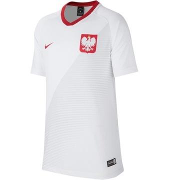 Nike Poľské Junior a dámske tričko