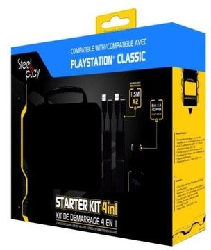 Sada 4 v 1 pre PlayStation Classic Bag 2 x USB