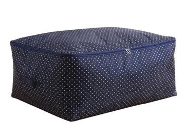 Ľanové prikrývky, tašky na organizér oblečenia