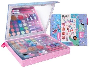 Vytvorte ho! Makeup Studio Set +6 kufor +6