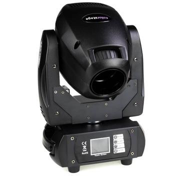 Pohybová hlava ColorTage Tiger Spot LED 100W ZOOM