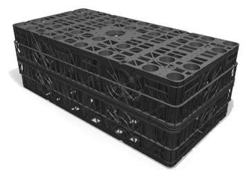 Infiltračný box Rainbox 300L, dažďová voda