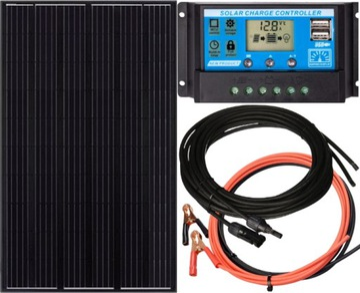 Solar Panel Solar Set 310W + Regulátor