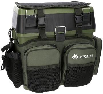 Case Seat Rybárčenie Backpack Mikado Konger
