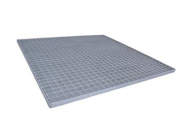 WEMA 1 500x1000 mm 30x2 | Hnusný pozinkovaný