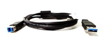 Kábel pre tlačiareň skenera Rýchly USB 3.0 A-B 2M