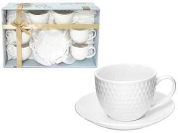 Sada šálky + taniere 12el kaviareň set 1905