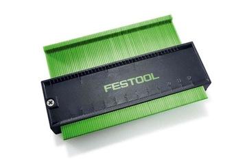 Šablóna Festool pre kopírovanie kontúry KTL-FZ FT1