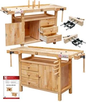 Strunnica Workshop Tabuľka Carpentry Vise Carnet