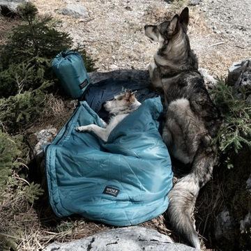 Vlk divočiny turistické spací vak