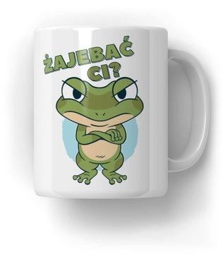 Hrnček Funny Frog Gift, Frog, Frog You