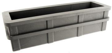 Formulár pre betónové nosníky 100x100x500mm