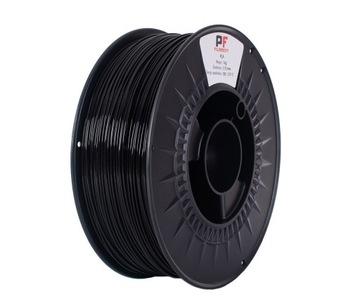 Filament PF PLA 1.75mm 1kg čierna
