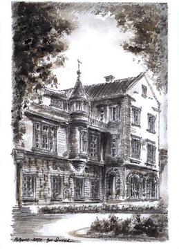 HoryNiec Zdrój - bývalý palác Belin 2