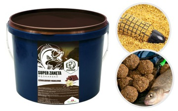 Rybárčenie Baat Universal Chocolate-vanilka 10L