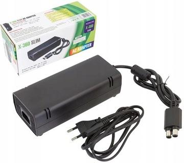 KX5 Napájanie pre Microsoft Xbox 360 Slim konzoly