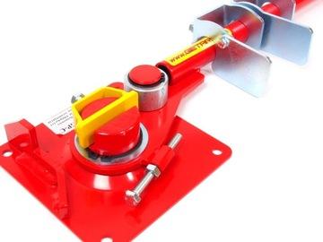 Ohýbací stroj 6-14 pre výtužné tyče pre drôty 12mm drážky