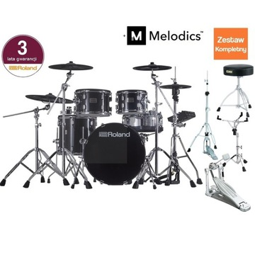 Drums Roland Vad506 Akustické dizajn Pack WAW