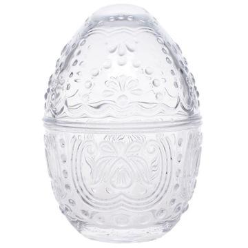 Kontajner Zulo Egg Glass Dekoratívne Veľká noc