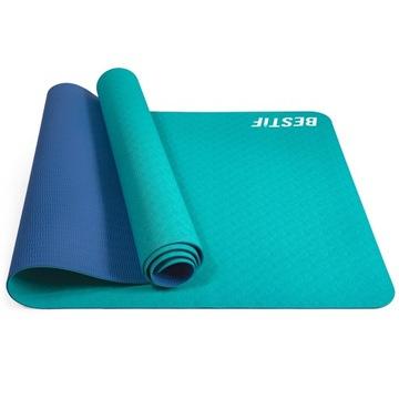 Mat pre cvičenie Fitness TPE Yoga Karimata Yoga