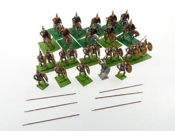 Warhammer Wargaming Mega Sada kovových figúr