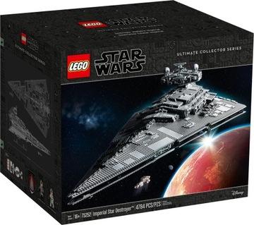 LEGO STAR WARS Empire Destroyer 75252