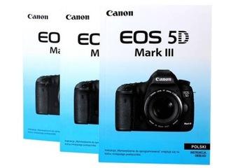 Návod na obsluhu PL do Canon 5D Mark III