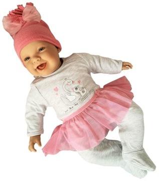Španielska detská bábika ako Reborn 54cm