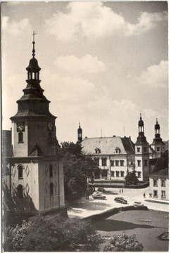 Podiel 'Kielce Castle Square P. Maria' 1965
