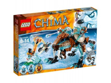 Stavebnice LEGO® CHIMA 70143 Machina Sir Fangara