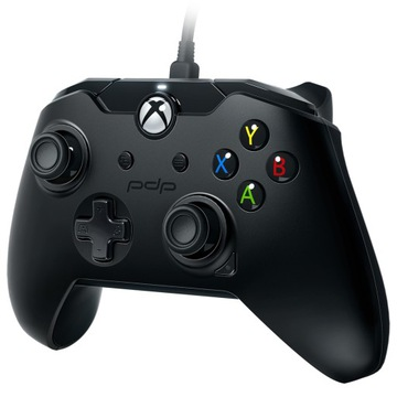 Wired Pad Xbox One Windows 10 Black PDP