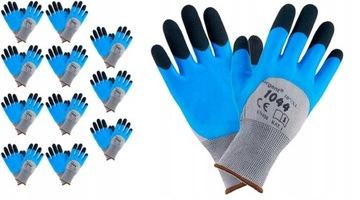 12x URGENT 1044 Pracovné rukavice9