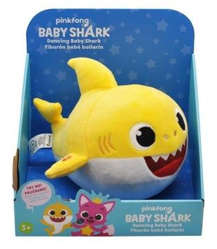 BABY SHARK TANEC A SPEVACÍ MASKOT